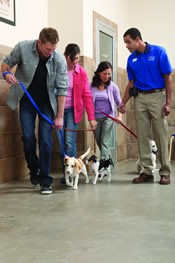 Image of PetSmart Topeka which provides dog boarding in or near Topeka, KS