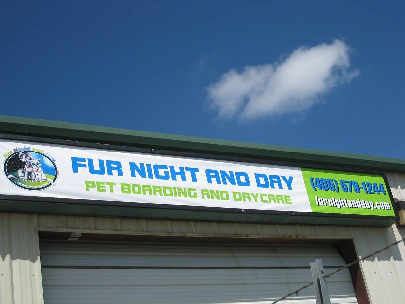 Image of Fur Night and Day, LLC which provides dog boarding in or near Norman, OK