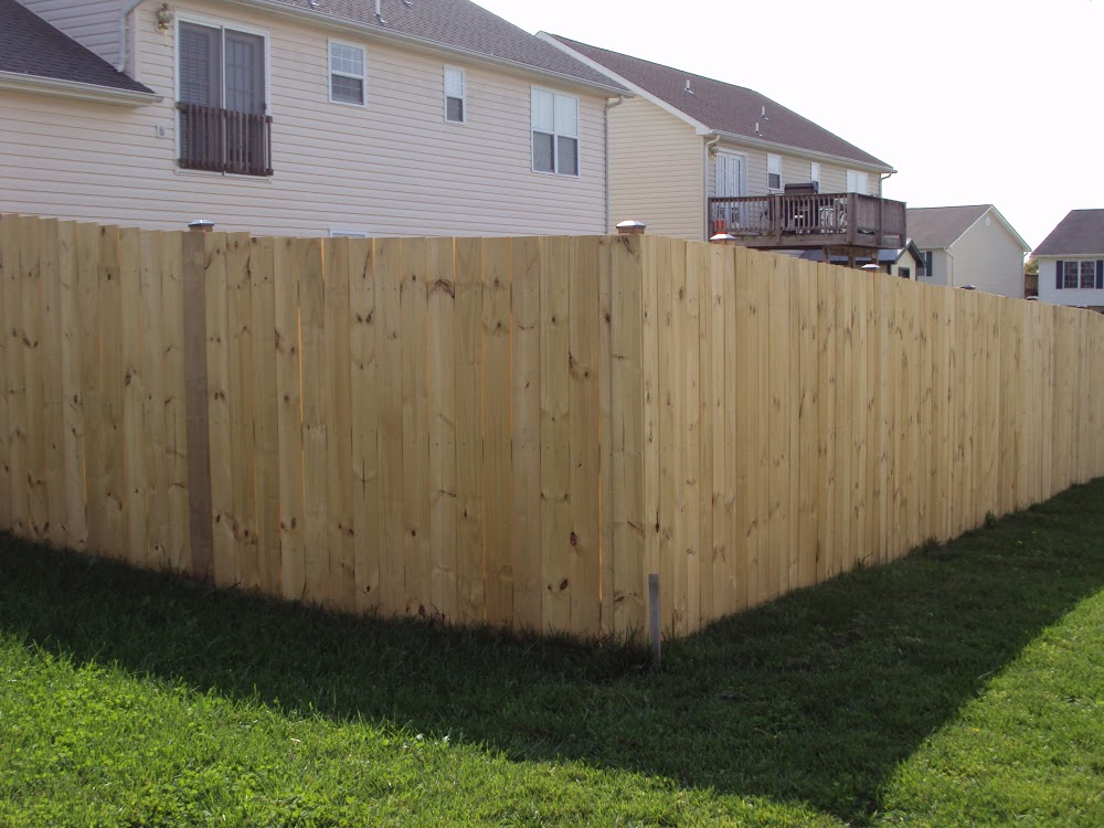 Image of Davids Fence Services which provides dog boarding in or near Martinsburg, WV
