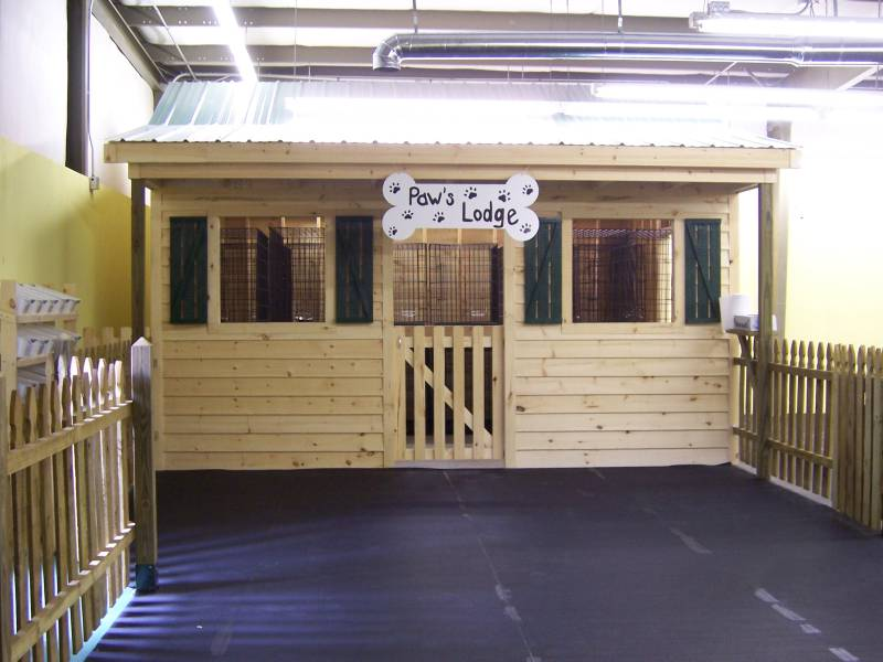 Image of Camp Ruff-N-More which provides dog boarding in or near Johnson City, TN
