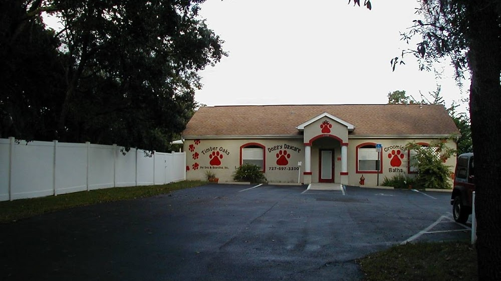 Image of Timber Oaks Pet Spa & Boarding which provides dog boarding in or near Port Richey, FL