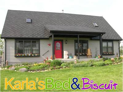 Image of Karla's Bed & Biscuit which provides dog boarding in or near Saline, MI